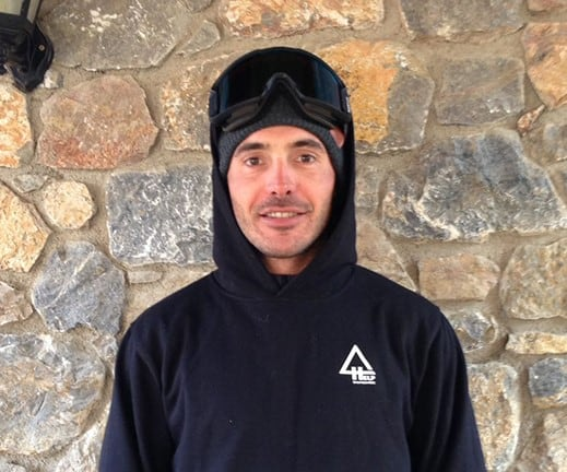 Dani Rider snowboard español