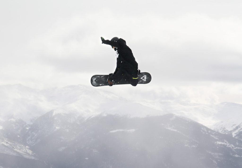 tablas de snowboard barcelona