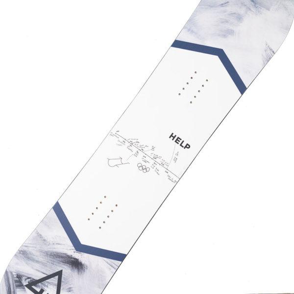 tablas de snow para niñas
