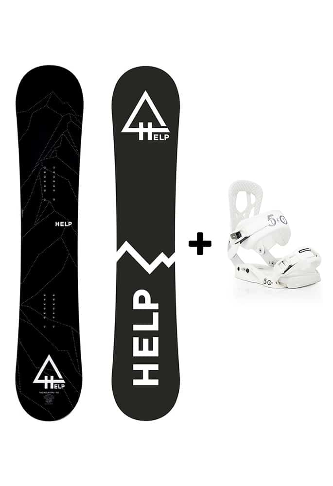 Pack The Mountain + Drake Fifty White_ALLARGADA