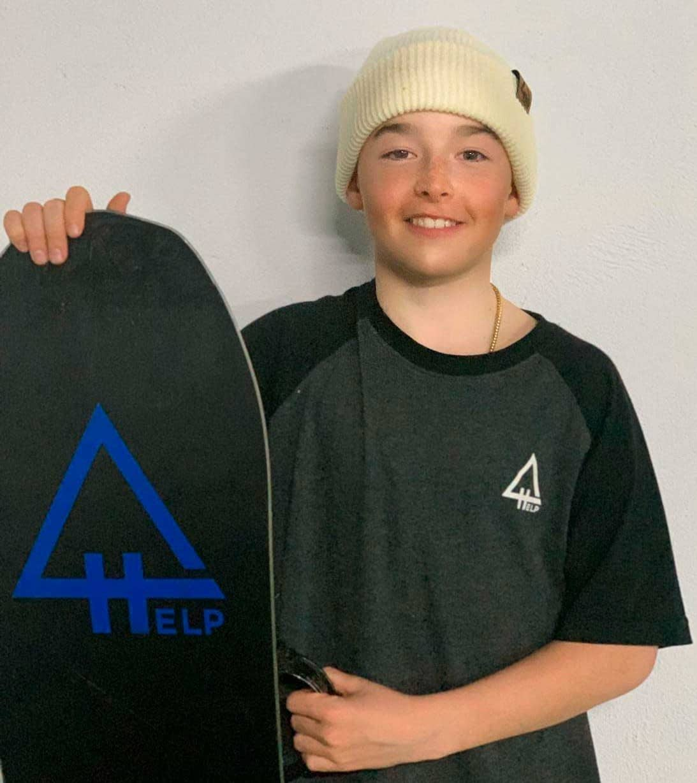 promesas del snowboard nacional