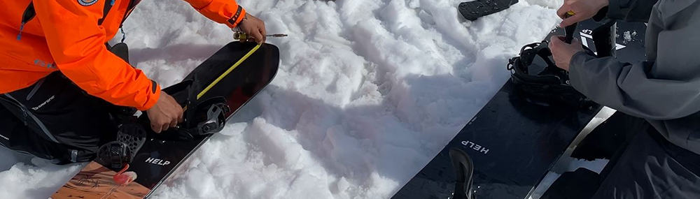 Como poner fijaciones snowboard