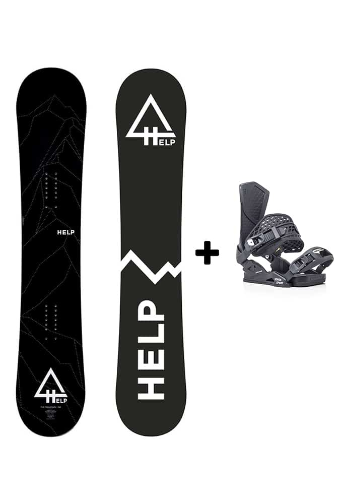 Pack The Mountain + Drake Supersport 2020-2021