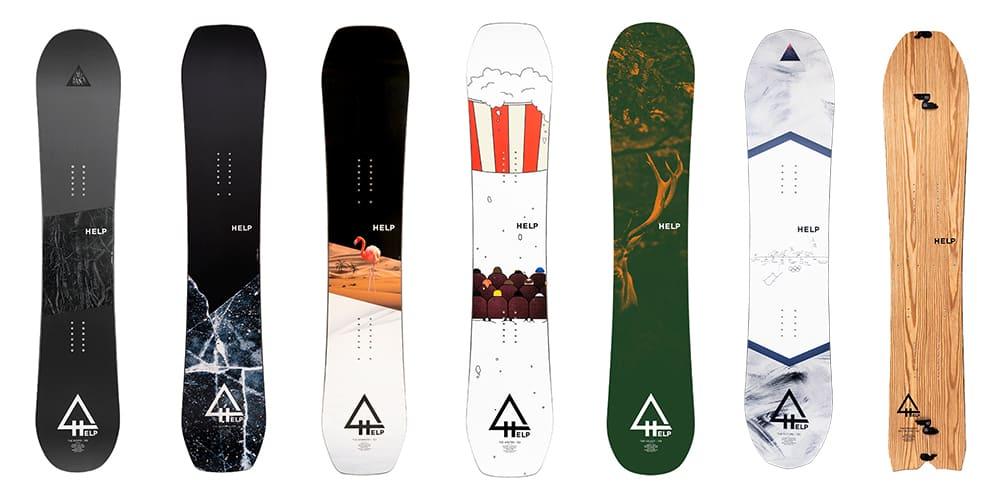 mejores tablas de snowboard