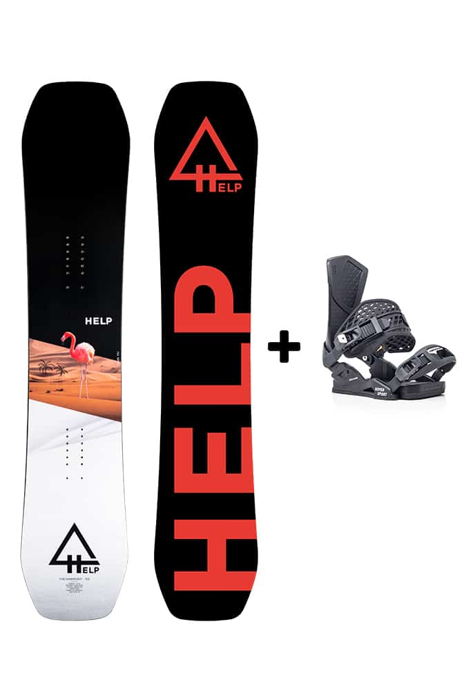 pack snowboard all mountain barato