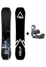 pack completo snowboard