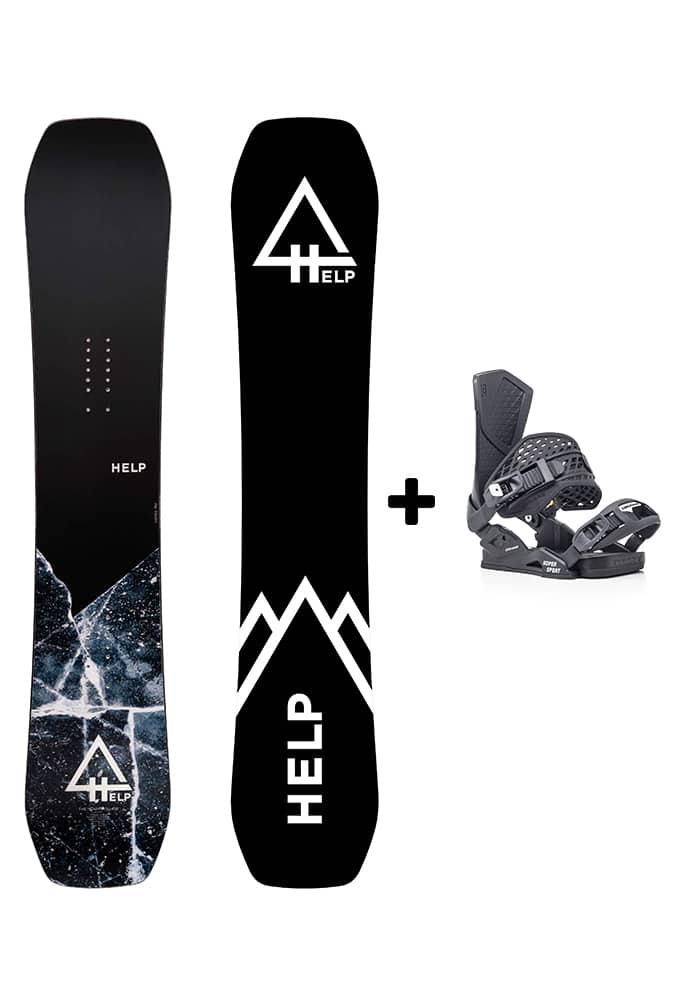 comprar pack snowboard barato