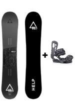 comprar pack snowboard freeride