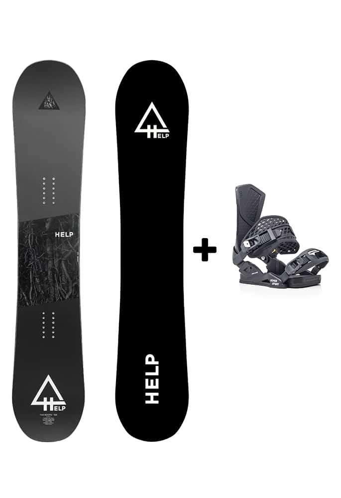 pack snowboard competicion
