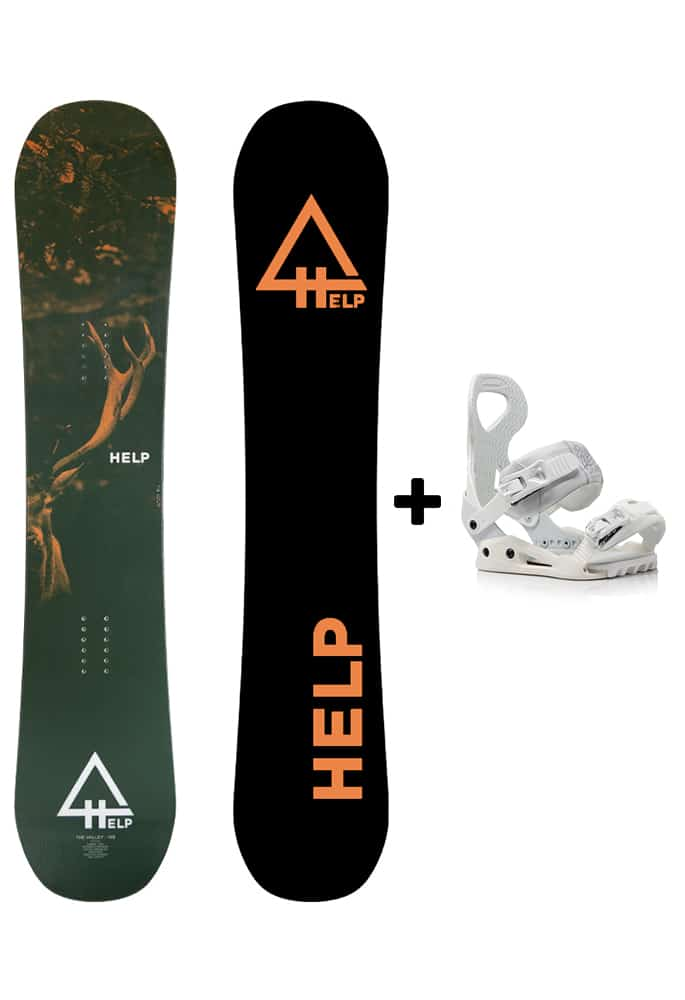 pack snowboard mujer barato