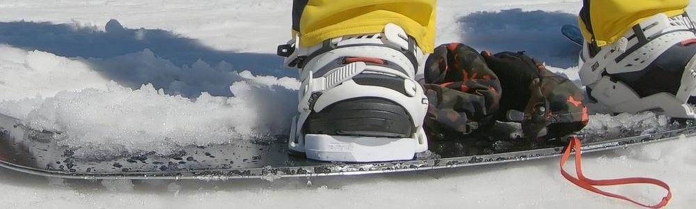 como elegir fijaciones snowboard
